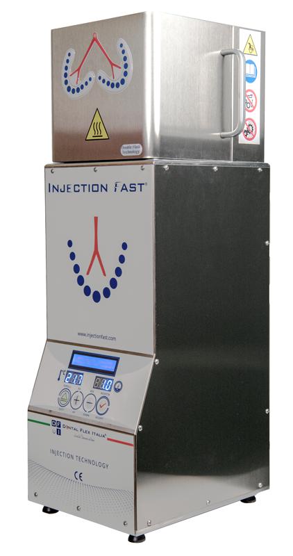 Injection Fast® - Sistema di Iniezione per Protesi Flessibili
